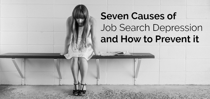 decelerate your job search depression